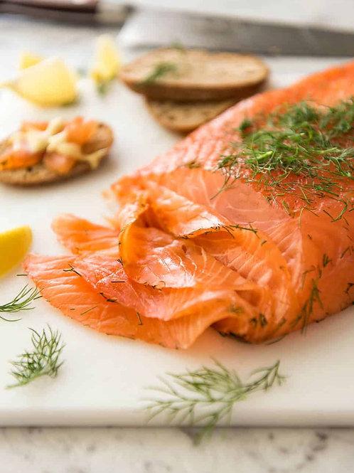 Huon Tasmanian Gravadlax Smoked Salmon (0.9-1.1kg)