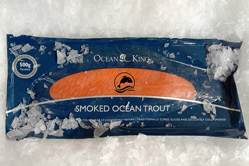 Smoked Ocean Trout (500g)