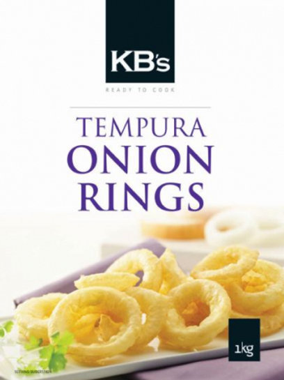 Tempura Onion Rings (1kg)