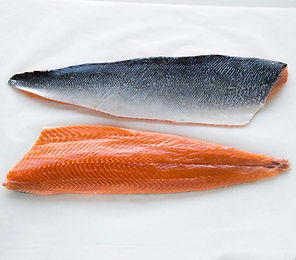 Salmon, Fresh Salmon, Whole Salmon, Salmon Filets
