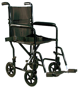 Swift Lightweight Transit Chair