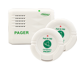 Fall Alarm Pager