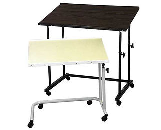 Tilting Top Over Chair Table