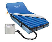 prevent prssure sores. Alternating air pressure care mattress