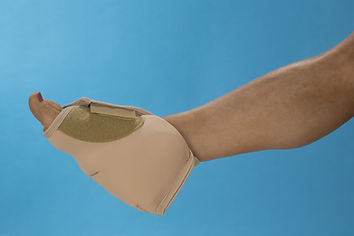 Stay Put heel protectors are comfortable to wear all day to protect the heel from damage due to fragile skin