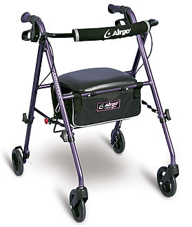 "Airgo Ultra Light 6"" Walker"