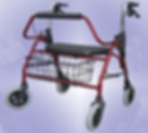 Weight Capacity od 225kg's - Supa Mack Bariatric Walker