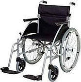 Self Propelling Lightweight Wheelchair