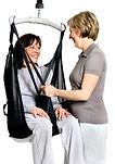 Toileting Sling For Molift Lifters
