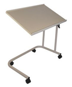 Tilting Over Bed or Chair Table