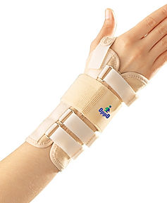 Wrist Support With D Rings