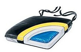 Gel Filled, High Density Foam Skil Care Econe Gel Cushion