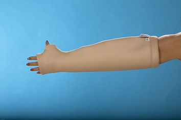 DermaSaver Arm Tube With Knuckle Protector