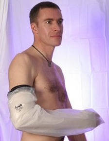 LimbO Full Arm Injury Waterproof Limb Protector