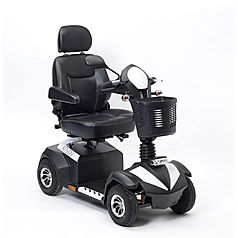 The Drive Envoy 8 Mobility Scooter has a powerful 500w motor