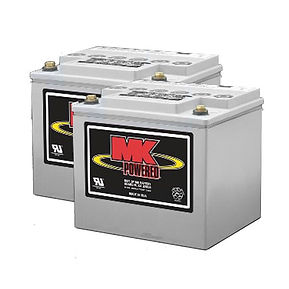 Batteries For Scooters and Power Chairs