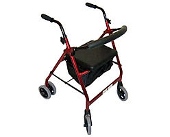 Peak Care Elipse Push Down Walker
