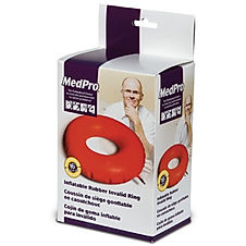 Infaltable Rubber Ring  - Medpro Inflatable Ring