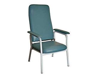 Hi Lite Height Adjustable High Back Chair