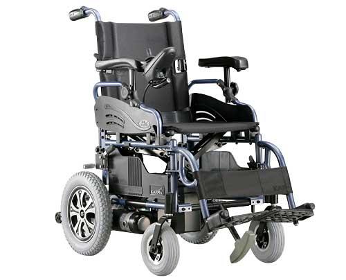 karma electric wheelchair