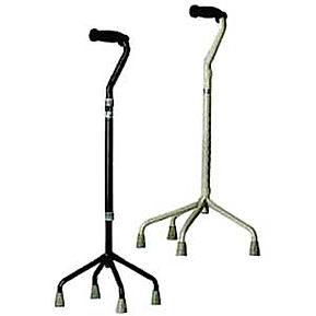 Quad Walking Stick