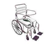 Hire this Self Propelled Shower Commode Chair
