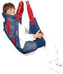 Sling for hoist
