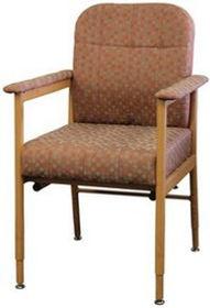 Lightweigh adjustable and very smart looking Murray Bridge Low Back Aluminium Chair