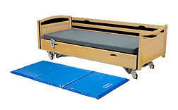 Droppies Fall Mat helps prevent fall injuries