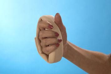 DermaSaver Palm Pillow