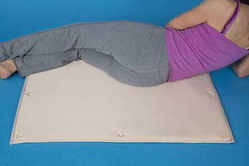 Prefect for bony areas of the torso, back, neck, hips, tailbone and buttocks as well as ankle bones and heels.90cm X 60cm