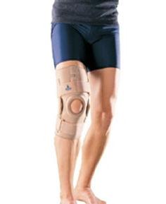 Hinged Knee Stabiliser
