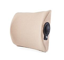 The Koala Comfort Back Support is a Lower Back Support with an adjustable lumbar zone. Provided correct spine alignment