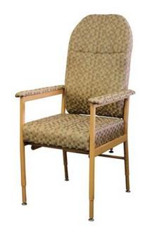 Murray Bridge High Back Rehab Chair