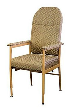 Murray Bridge High Back Chair