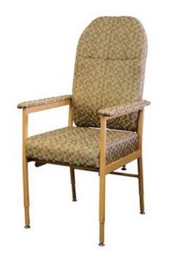 Murray Bridge High Back Chair