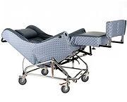 Shower Chair. Height adjustable, armrests