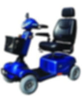 Merits Eclipse Mobility Scooter