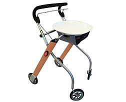 A light, smooth and easy to manage walker for indoor use thats the Trust Care Indoor Walker