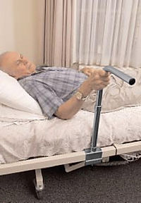 StandEzy Fold Away Bed Pole