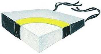 Skil Care Foam Wedge Wheelchair Cushion