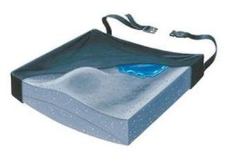 Skil Care Contour Plus Slide Control Wheelchair Cushion