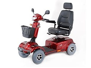 Merits Aurora Mobility Scooter