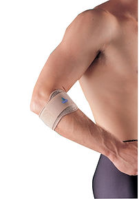 Tennis Elbow Support With Silicone