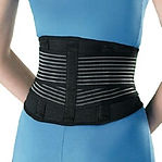 OPP2261 Light Industrial Back and Lumbar Support