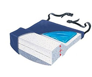Skil Care Anti-Thrust Cushion Slide Control Foam Gel Cushion