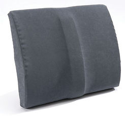 The Back Hugger Memory Foam features a special built in spinal support column