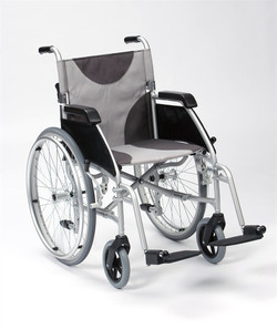 Lighweight Aluminium Self Propelled Wheelchair