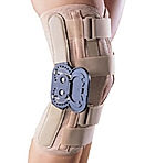 OPP2137 Higed Knee Brace
