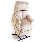 Electric Lift and Recline Chair Dual Motor